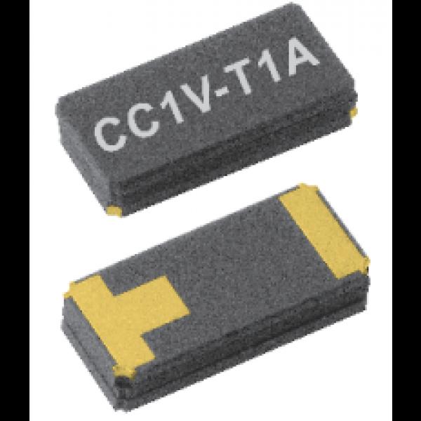 CC1V-T1A 1.2288MHZ 100PPM 10PF