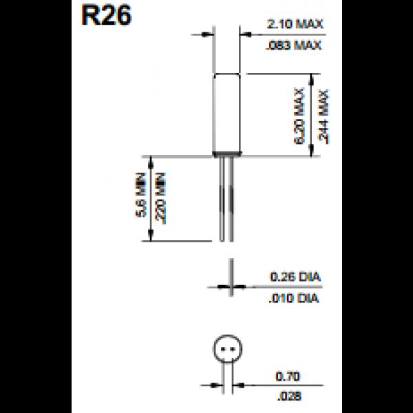 R26-32.768-12.5